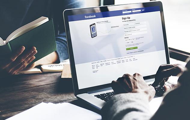 Opciones de ayuda y reporte de abuso de Facebook