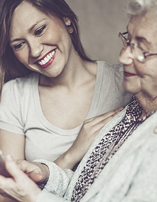 Los adultos mayores y las nuevas tecnologías
